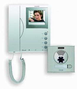 Porttelefon Citykit